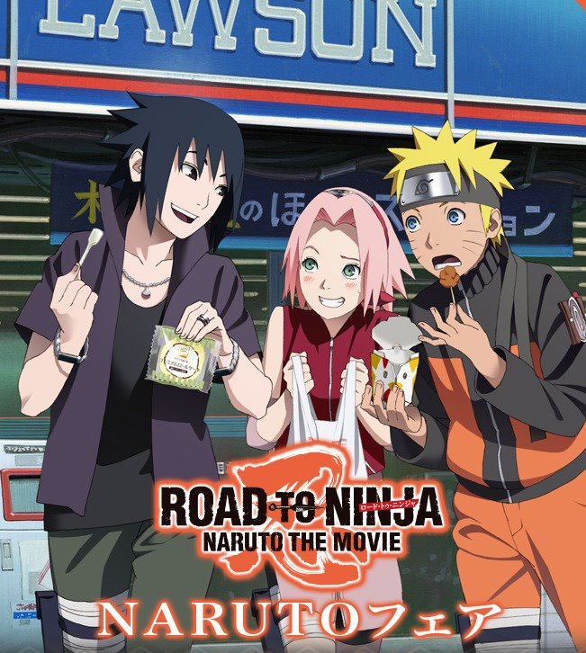 Download Movie Road to Ninja: Naruto the Movie