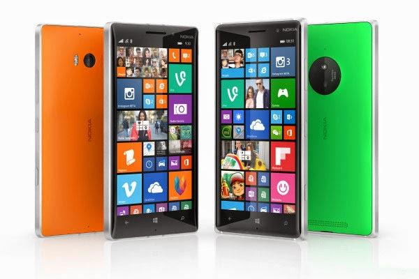 Spesifikasi lengkap dan harga Nokia Lumia 830