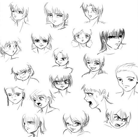 Cara memulai menggambar Komik / manga