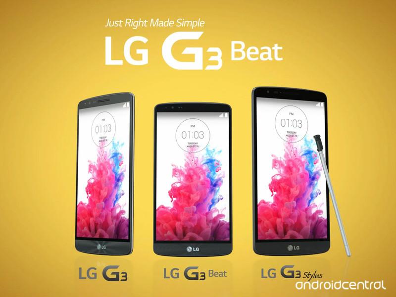 Spesifikasi lengkap dan harga : LG G3 Stylus