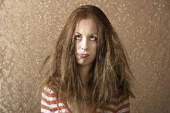 Tips dan cara mencegah rambut Kusut