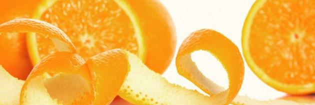 Manfaat-manfaat Kulit Jeruk untuk kesehatan