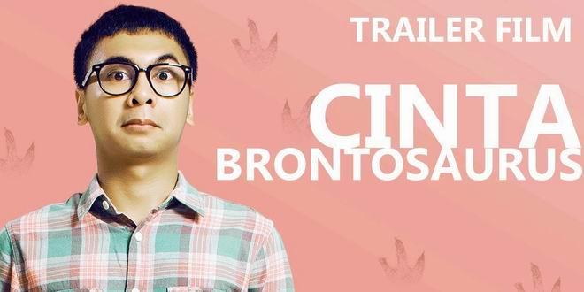 Download film Cinta Brontosaurus film Raditya dika