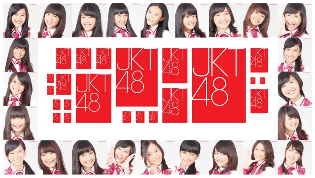 Kumpulan foto-foto girlband Jkt48 Indonesia
