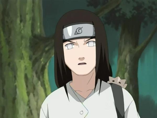 Biodata Tokoh Anime Naruto Shippuden : Hyuga Neji
